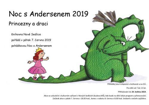 Noc sAndersenem 2019